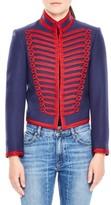 Sandro Women's Wool Soldier Jacket