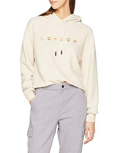 New Look Women's London Borg 6083903 Hoodie 8 (Size:51)
