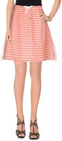 Douuod Knee length skirts - Item 35305021