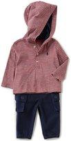 Ralph Lauren Baby Boys 3-24 Months Striped Hoodie & Jogger Pants Set