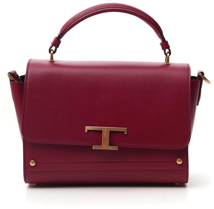 Thumbnail for your product : Tod's T Timeless Small Crossbody Bag