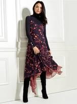 GUESS Moonlit Meadow Maxi Dress