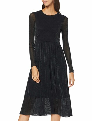 Y.A.S Women's YASJESSA LS Lurex MIDI Dress Party