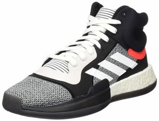 adidas Men's Marquee Boost Basketball Shoes BB7822 Gray 42 2/3 EU (8.5 UK)