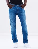 Pepe Jeans Bradley Straight Leg Jeans