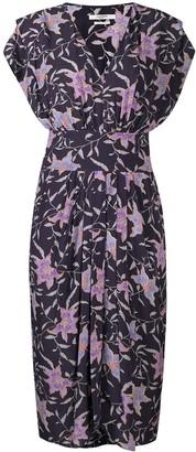 Etoile Isabel Marant Omeya floral-print dress