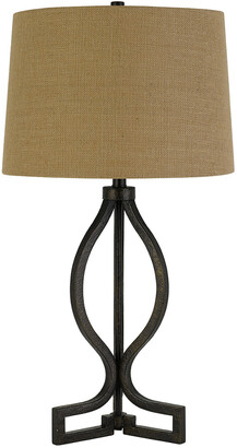 Cal Lighting Calighting Tivoli Iron Table Lamp
