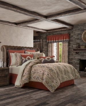 J Queen New York J Queen Brave Front Queen Comforter Set Bedding