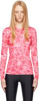 Thumbnail for your product : Saks Potts Pink Rose Saya Long Sleeve T-Shirt