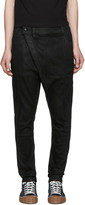 R 13 Black X-over Jeans
