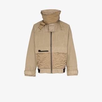 Alyx Night Crawler high neck jacket
