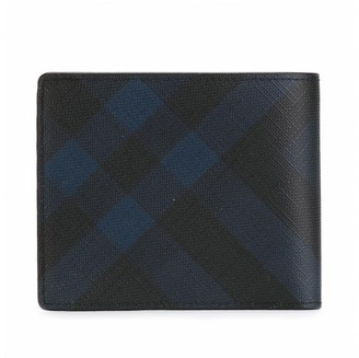 Burberry Navy Cloth Small bags, wallets & cases