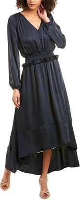 Monique Lhuillier Ml Midi Dress