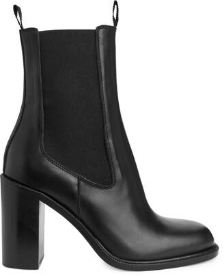 Arket High-Heel Chelsea Boots