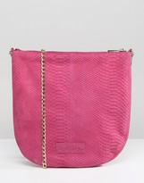 Urban Code Urbancode Real Leather Cross Body Bag