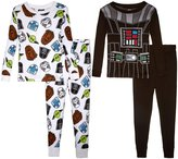 Star Wars Vader 4 Piece Set (Toddler) - Multicolor - 3T