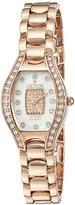 Croton Women's CN207534RGPV Analog Display Quartz Rose Gold Watch
