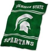 Ultrasoft Michigan State Spartans Blanket