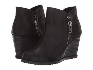 Not Rated Amiel (Black) Women's Shoes