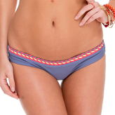 Luli Fama Mult.Crochet Lo Rise Hipster Bottom In Blue moon (L528583)