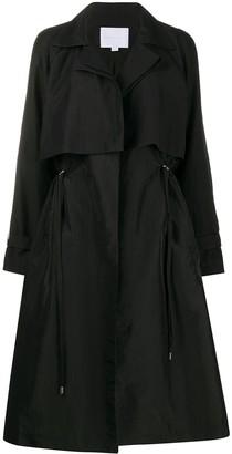 Noon By Noor Rockferry layered style coat