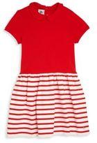 Petit Bateau Toddler's & Little Girl's Striped Dress
