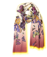 Helen Ruth Monarch Scarf