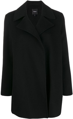 Theory Straight Fit Coat