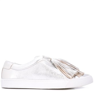 Loeffler Randall Logan tassel detail sneakers