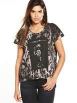 Religion Leopard Beem T Shirt