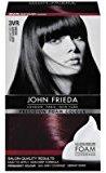 John Frieda Precision Foam Colour 3VR Deep Cherry Brown (3 Pack)