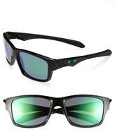 Oakley Men's 'Jupiter Squared' 56Mm Sunglasses - Polished Black