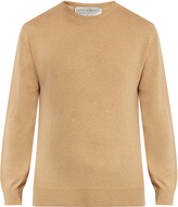 GIEVES & HAWKES Crew-neck cashmere sweater