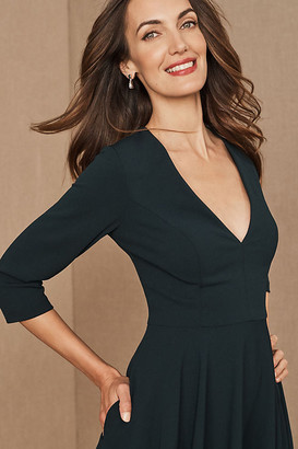 Anthropologie Valdis Dress By in Green Size 4