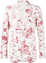 Gucci Sea Storm print blazer