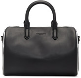 Alexander Wang Black Small Halo Satchel Duffle Bag