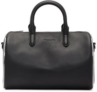 Alexander Wang Black Small Halo Satchel Duffle Bag