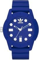 adidas Unisex Silicone Strap Watch