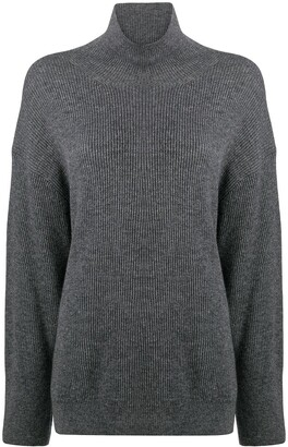 Nanushka Pippa ribbed-knit jumper
