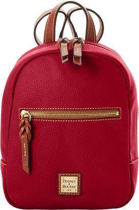 Dooney & Bourke Pebble Grain Small Ronnie Backpack
