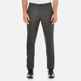 Paul Smith Men's Mid Fit Trousers Grey