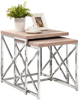 Monarch Set Of 2 Nesting Tables