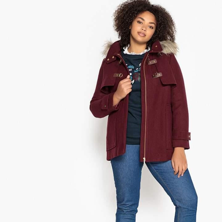 ff3ebac904e Plus Size Shearling Coats For Women - ShopStyle UK
