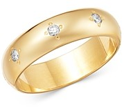 Zoë Chicco 14K Yellow Gold Diamond Band