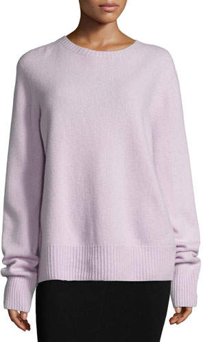 The Row Sibel Wool-Cashmere Sweater