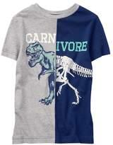 Crazy 8 Carnivore Dino Tee