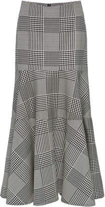 Silvia Tcherassi Bellia Cotton-Blend Midi Skirt