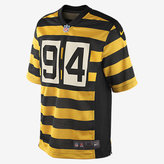 Nike NFL Pittsburgh Steelers Game Jersey (Lawrence Timmons) Men's Football Jersey