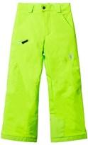 Spyder Green Propulsion Ski Pants