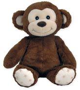 Cloud b Hugginz Monkey Plush in Brown